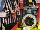 Le robot en match